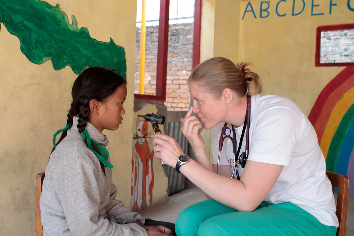 A Broader View Medical Volunteer Abroad Nepal