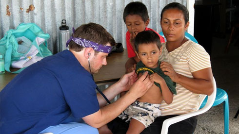 A Broader View Medical Volunteer Abroad Honduras