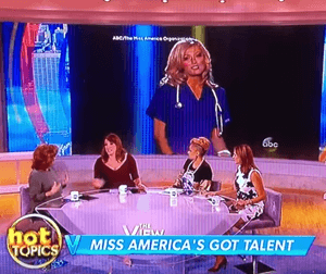 Miss America - The View