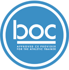 Approved BOC CE Provider For The Athlettic Trainer