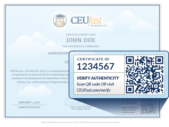 Certificate Validation - Certificate ID