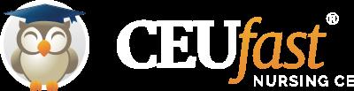 CEUfast logo