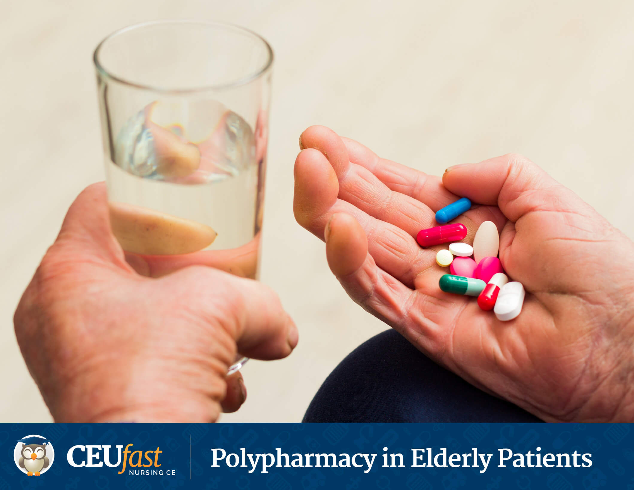 Polypharmacy pill image